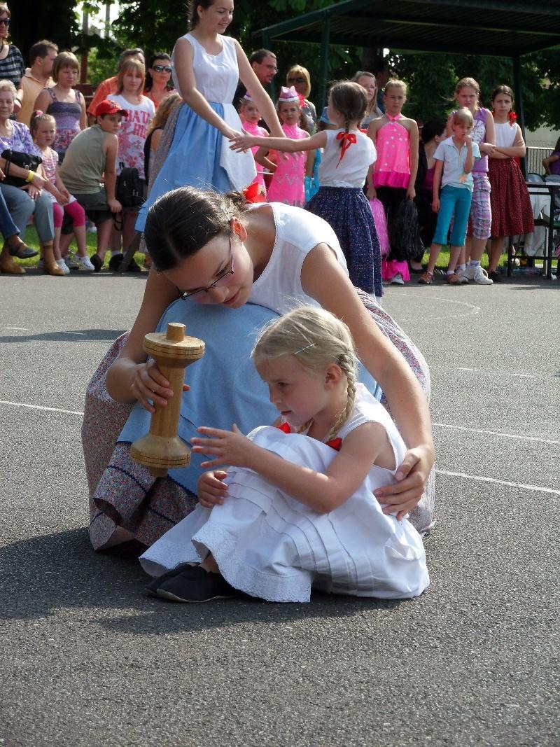 Den dětí v Polance