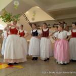 Folklorní odpoledne Krásné Pole