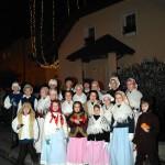 Rozsvěcení vánočního stromu v Třebovicích