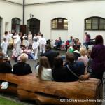 Vystoupení v Klimkovicích